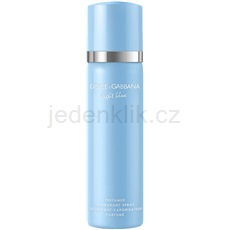 Dolce & Gabbana Light Blue Light Blue 100 ml deodorant ve spreji pro ženy deospray