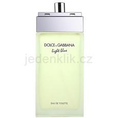Dolce & Gabbana Light Blue tester 100 ml toaletní voda