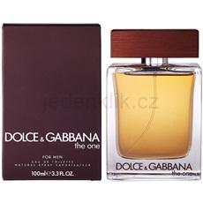 Dolce & Gabbana The One for Men 100 ml toaletní voda