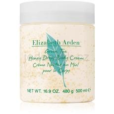 Elizabeth Arden Green Tea Honey Drops Body Cream 500 ml tělový krém pro ženy tělový krém