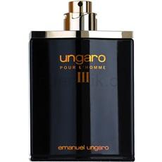 Emanuel Ungaro L'Homme III L'Homme III tester 100 ml toaletní voda