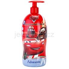 EP Line Cars 2 pěna do koupele a sprchový gel 2 v 1 pro děti 1000 ml