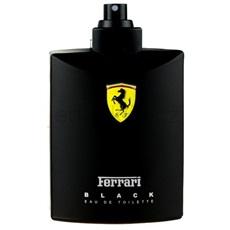 Ferrari Ferrari Black tester 125 ml toaletní voda