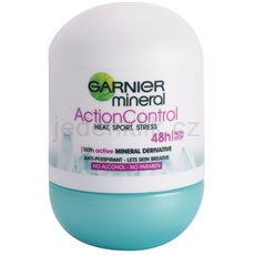 Garnier Mineral  Action Control antiperspirant roll-on 48h  50 ml