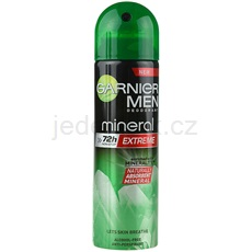 Garnier Men Mineral Extreme antiperspirant ve spreji 72h  150 ml