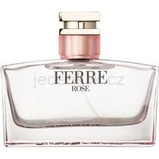 Gianfranco Ferré Ferré Rose 50 ml toaletní voda