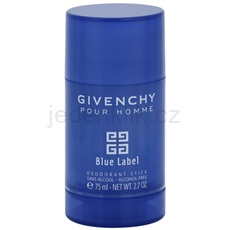 Givenchy Givenchy Pour Homme Blue Label 75 ml deostick