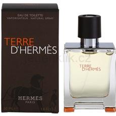 Hermès Terre D'Hermes 50 ml toaletní voda
