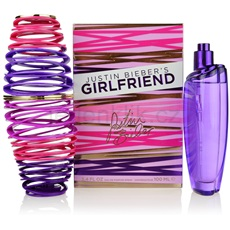 Justin Bieber Girlfriend 100 ml parfémovaná voda