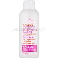 Kallos Nourishing kondicionér pro suché a poškozené vlasy 1000 ml