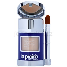 La Prairie Skin Caviar Collection tekutý make-up odstín Solei Peche (SPF 15) 30 ml