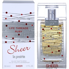 La Prairie Life Threads Sheer Ruby 50 ml toaletní voda