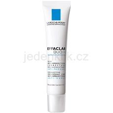 La Roche-Posay Effaclar DUO (+) korekční obnovující péče proti nedokonalostem pleti a stopám po akné Duo [+] 40 ml
