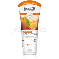 Lavera Body Spa Orange Feeling tělové mléko 200 ml
