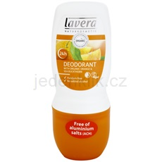 Lavera Body Spa Orange Feeling deodorant roll-on 50 ml