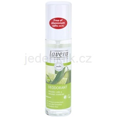 Lavera Body Spa Lime Sensation deodorant ve spreji 75 ml