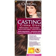 L'Oréal Paris Casting Creme Gloss barva na vlasy odstín 500 Maroon