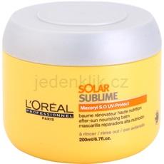 L'Oréal Professionnel Série Expert Solar Sublime maska pro vlasy namáhané sluncem 200 ml