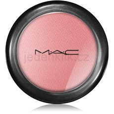 MAC Powder Blush Powder Blush tvářenka odstín Fleur Power  6 g