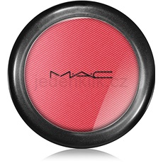 MAC Powder Blush tvářenka odstín Frankly Scarlet  6 g