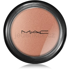 MAC Sheertone Shimmer Blush tvářenka odstín Sweet as Cocoa  6 g