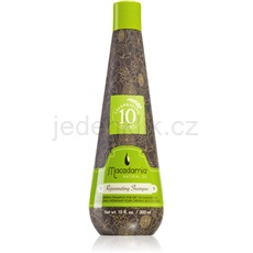 Macadamia Natural Oil Rejuvenating omlazující šampon pro suché a poškozené vlasy 300 ml