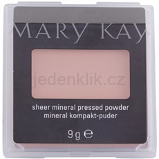 Mary Kay Sheer Mineral pudr odstín 2 Beige  9 g