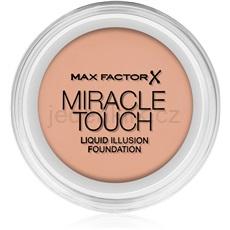 Max Factor Miracle Touch make-up pro všechny typy pleti odstín 65 Rose Beige  11,5 g