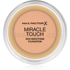 Max Factor Miracle Touch make-up pro všechny typy pleti odstín 80 Bronze  11,5 g