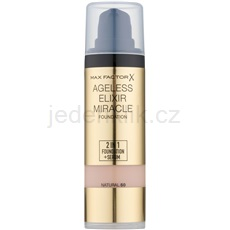 Max Factor Ageless Elixir make-up odstín 50 Natural SPF 15  30 ml