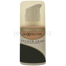 Max Factor Colour Adapt tekutý make-up odstín 055 Blushing Beige 34 ml