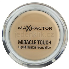 Max Factor Miracle Touch make-up pro všechny typy pleti odstín 65 Rose Beige (Liquid Illusion Foundation) 11,5 g