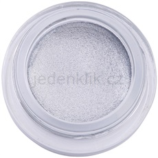 Maybelline Eyestudio Color Tattoo 24 HR gelové oční stíny odstín 50 Eternal Silver 4 g