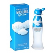 Moschino Light Clouds 100 ml toaletní voda