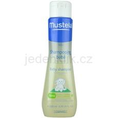 Mustela Bébé Bain šampon pro děti heřmánek 200 ml
