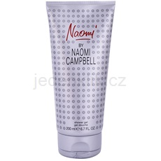 Naomi Campbell Naomi 200 ml sprchový gel