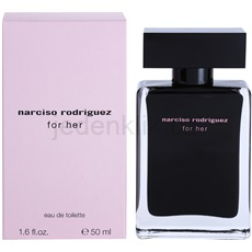 Narciso Rodriguez For Her 50 ml toaletní voda