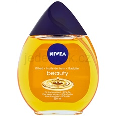 Nivea Beauty Oil olej do koupele (Bath Oil) 250 ml