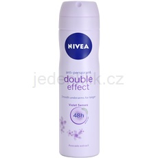 Nivea Double Effect antiperspirant ve spreji 48h  150 ml