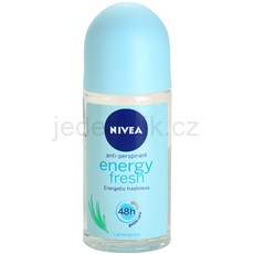 Nivea Energy Fresh antiperspirant roll-on 50 ml