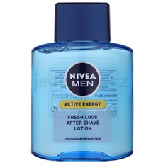 Nivea Men Skin Energy voda po holení 100 ml