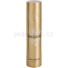 Paco Rabanne Lady Million Lady Million 150 ml deospray