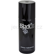 Paco Rabanne Black XS  Black XS 150 ml deospray