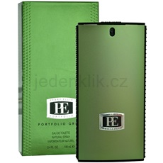 Perry Ellis Portfolio Green Men 100 ml toaletní voda