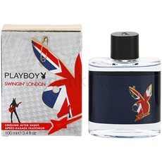 Playboy London 100 ml voda po holení
