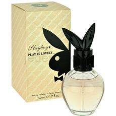 Playboy Play It Lovely 50 ml toaletní voda