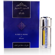 Rasasi Al Oudh Al Mumaiz for Men 35 ml parfémovaná voda