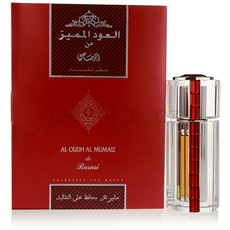 Rasasi Al Oudh Al Mumaiz for Women 35 ml parfémovaná voda