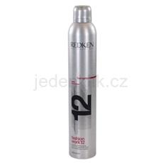 Redken Hairspray Fashion Work 12 sprej pro barvené vlasy 400 ml