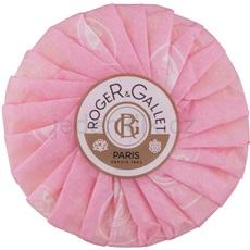Roger & Gallet Rose tuhé mýdlo v krabičce 100 g